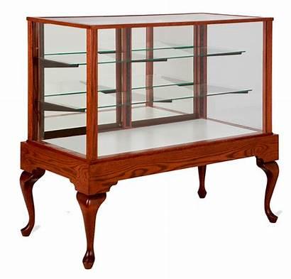 Display Cases Glass Case Retail Horizontal Shelves
