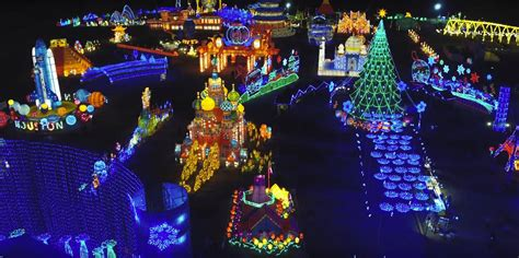 holiday lights in houston best christmas displays