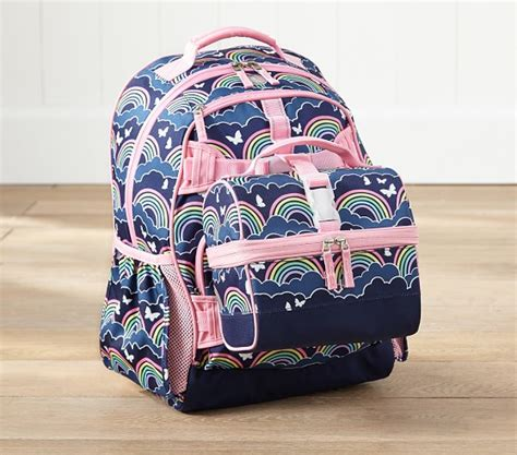 pottery barn backpacks mackenzie chocolate unicorn backpacks pottery barn