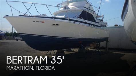 35 Foot Bertram Boats For Sale by 1971 Bertram 35 Fishing Boat For Sale In Conch Key Fl