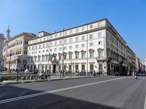 presidente consiglio dei ministri italiano palazzo chigi