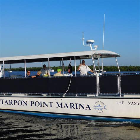 Boat Marina Cape Coral by Tarpon Point Marina Boating Fishing Tours Boat Docks