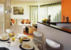 Idée Déco Petit Appartement : d corer un petit appartement tout ce que vous devez savoir ~ Zukunftsfamilie.com Idées de Décoration