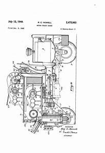 Patent Us2475963 - Motor Truck Crane