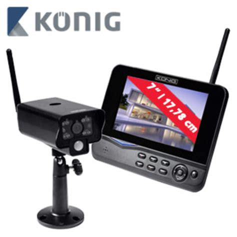 funk überwachungskamera mit monitor funk 220 berwachungskamera system mit 7 lcd monitor trans60