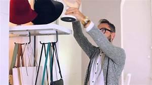 Taschen Platzsparend Aufbewahren : ikea tipps tricks 9 handtaschen und h te clever aufbewahrt youtube ~ Watch28wear.com Haus und Dekorationen