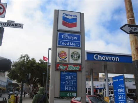 chevron station gas service stations san francisco