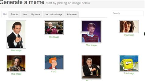 Website To Make Memes - top 5 meme generator websites to make online free memes