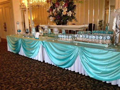 tiffany blue table decorations 65 best tiffany blue quinceanera images on pinterest