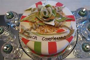 Birthday Cakes Images: Traditional Italian Birthday Cake