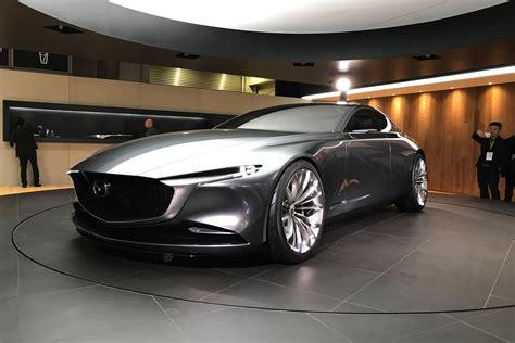mazda vision coupe concept     future