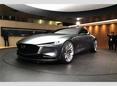 Mazda Vision Coupe concept – a look into the future of