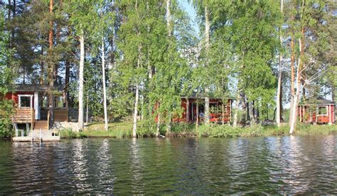 Cottage Finlandia by Holidays To Finland Cottages And Outdoor Activities In
