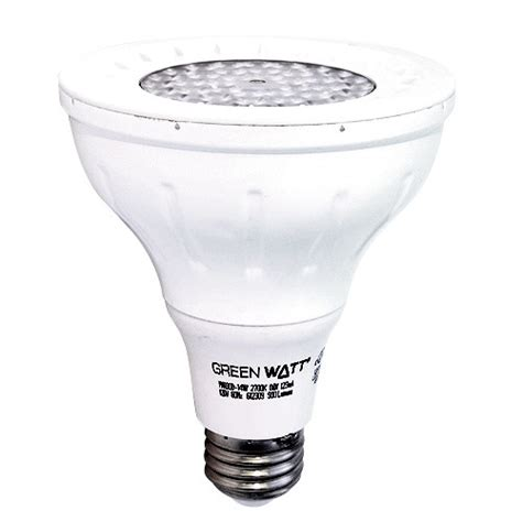 recessed lighting led 12watt par 30 neck 2700k 40