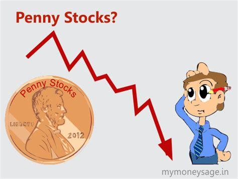 penny stocks worth investing mymoneysage blog