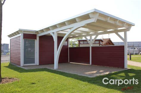 Carport Mit Gerätehaus  Hausumbau Planen