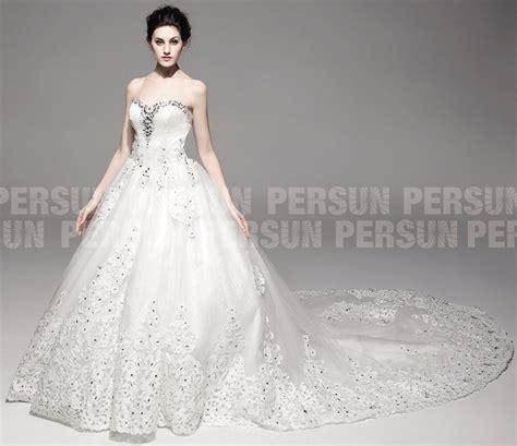 robe de mariee moderne et originale april 2012 persun cc official