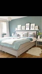 Kleines Gästezimmer Einrichten : farbe schlafzimmer zuhause in 2019 pinterest schlafzimmer schlafzimmer ideen und ~ Eleganceandgraceweddings.com Haus und Dekorationen