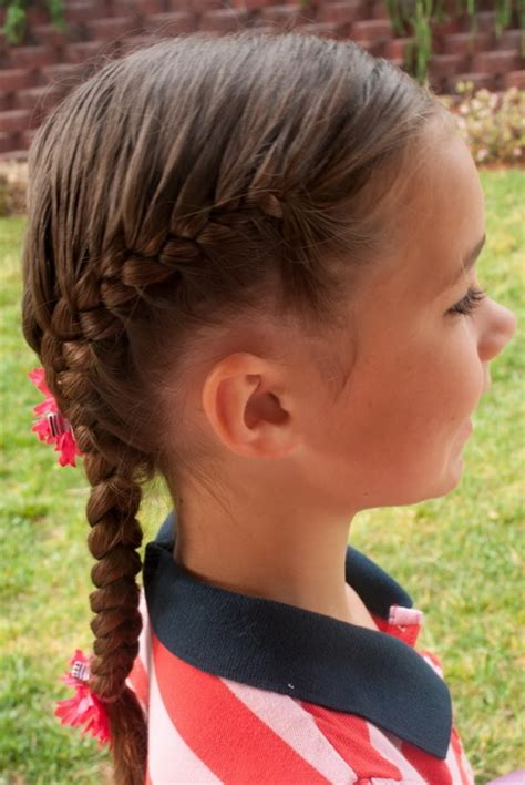 Kid Hairstyles For Hair by Braid Hairstyles For