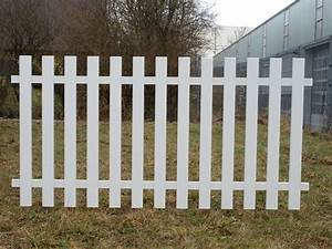 Zaun Weiß Holz : alu zaunelement zaun 2x1 0m weiss bausatz gartenzaun aluminium zaunelement ebay ~ Sanjose-hotels-ca.com Haus und Dekorationen