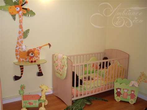 chambre bébé animaux chambre animaux stickoo
