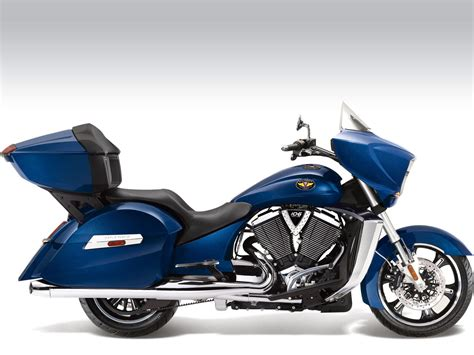 Victory Cross Country Motorcycle Insurance (2011