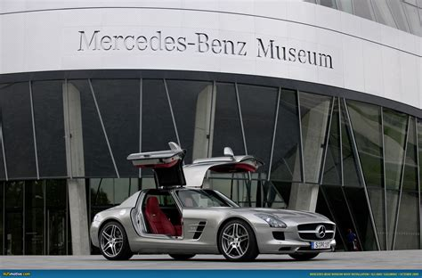 mercedes benz museum ausmotive com on a wing and a prayer