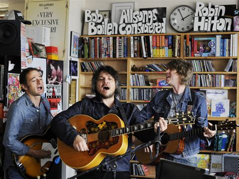 Wilco Tiny Desk 2011 by Wilco Tiny Desk Concert Npr