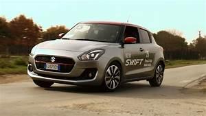 Suzuki Swift 2017 1 0 Hybrid S Test Drive