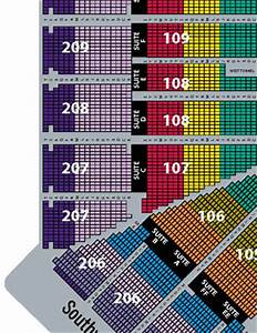 Sacramento Kings New Arena Seating Chart Seating Chart Pricing The Official Site Of The