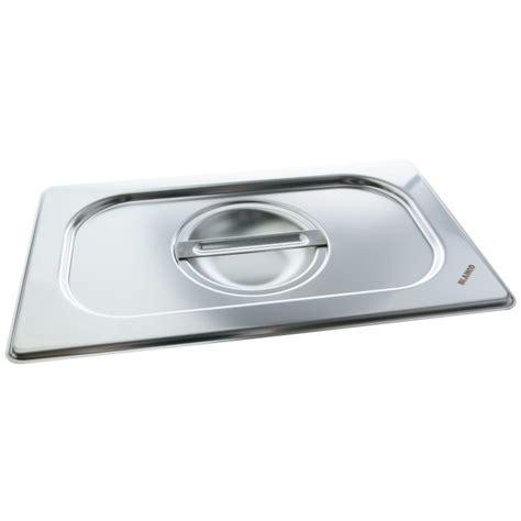 Behälter Für Küchenhelfer by Blanco Gastronorm Edelstahl Deckel Gd 1 4 Mit Griffmulde