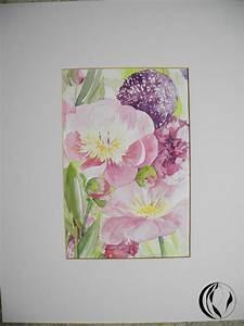 Aquarell Malen Blumen : blumen erfrischen die seele aquarell malen am meer ~ Articles-book.com Haus und Dekorationen