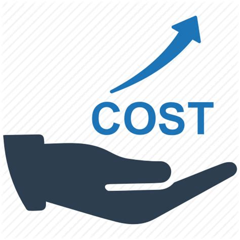 Cost, High Cost, Increase Icon