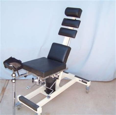 used biodex accessory chair bed physical therapy unit for