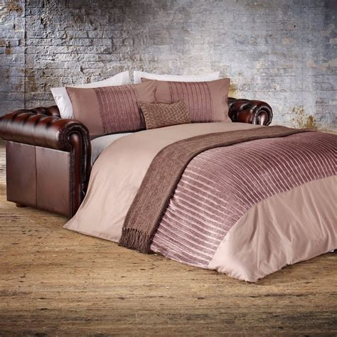 chesterfield sofa bed chesterfield 3 seater sofa bed from timeless