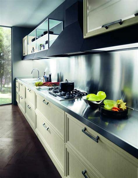 exemple de credence cuisine crédence cuisine moderne zoom sur 34 options remarquables