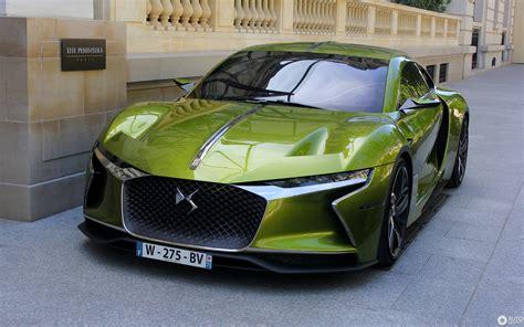 DS Automobiles E-Tense Concept - 17 May 2017 - Autogespot
