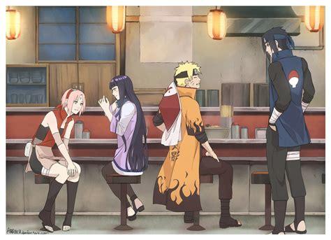 Naruto Shippuuden Uzumaki Uchiha Sasuke Hyuuga Hinata