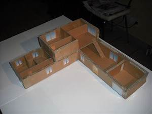 Comment Faire Une Maison : comment fabriquer une maquette ~ Dallasstarsshop.com Idées de Décoration