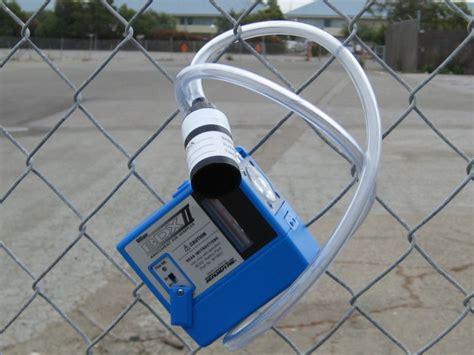 asbestos air monitoring airsafe