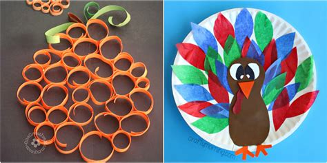 33 easy thanksgiving crafts for thanksgiving diy 634 | landscape 1473265656 thanksgiving crafts