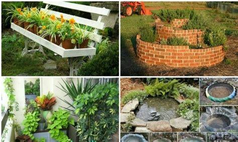 Gartenideen Kleiner Garten by Kleiner Garten Ideen Gestalten Sie Diesen Mit Viel