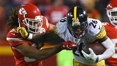 Chiefs Steelers Bell Highlights Score Veon Le