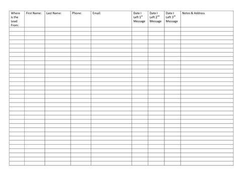 free blank spreadsheet printable printable spreadsheet template haisume