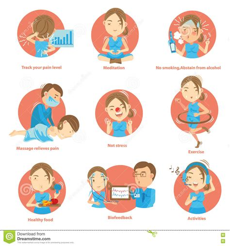 chronic cartoons illustrations vector stock images