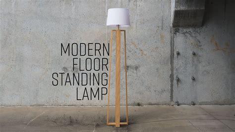 Diy Modern Floor Standing Lamp