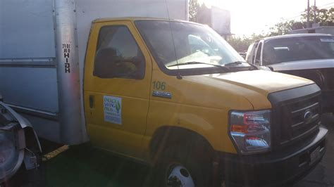 Used Parts 2008 Ford E350 Cargo Van 5.4l V8 Torqshift 5