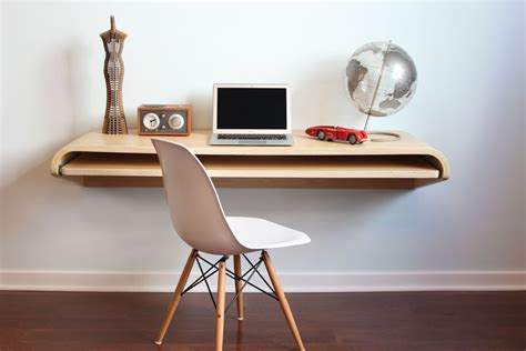 ikea bureau mural floating desk ikea best space saver for workspace homesfeed