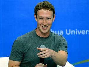 Facebook CEO Mark Zuckerberg Is the King of New Year's ...