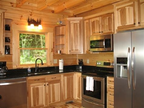 hickory wood kitchen cabinets 40 ideas for naturally beautiful hickory cabinets in the 4201